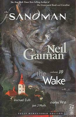 Sandman - Recolored Edition Nr. 10 The Wake US Paperback