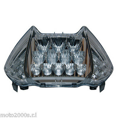Stop Faro Fanale Posteriore A Led Yamaha T-Max Tmax 500 2008 2011 - 77204430L