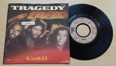 "Bee Gees - Tragedy - 45 Giri 7"" - Germany Press"