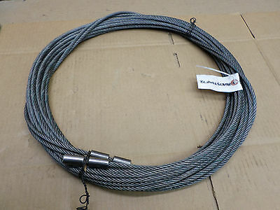 Harnischfeger 9308F31-1 Hoist Cable