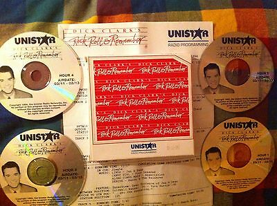 Radio Show:DICK CLARK'S RR&R! 4/26/97 TOMMY JAMES!13 INTERVIEWS/ 60 + 50's-70's