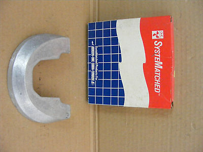 NEW OEM Johnson Evinrude 983494 Anode & Insert Gearcase Outboard