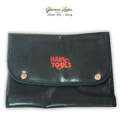 Hairdressing Jumbo Tool Wallet, Black, Professional Quality, Salon use