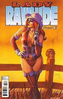 Lady Rawhide Nr. 3  (von 5) US Main Cover