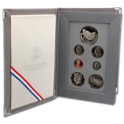1991 US Mint Prestige Proof Set