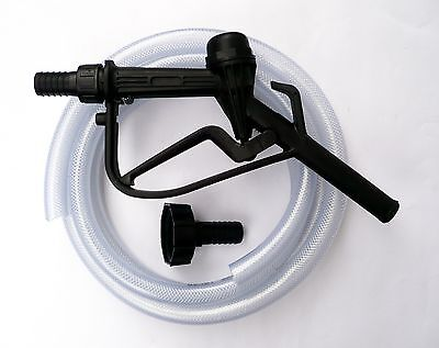 """IBC DELIVERY NOZZLE KIT. 3/4"""" Tail.  3/4"""" Adapter  & 3M of 3/4"""" Reinforced Hose"""