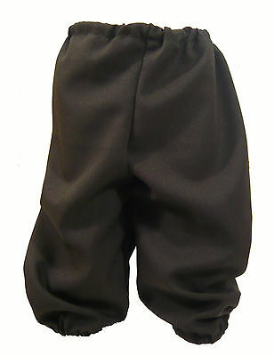 Child Knickers Short Pants Colonial Costume Knickers Victorian Knickers 1236