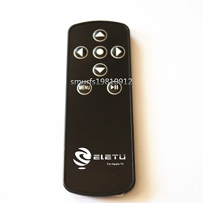 New Universal Infrared Remote Control Compatible with Apple TV 2 3 TV 4