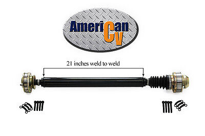 99-04 Jeep Grand Cherokee 4X4 Diesel 3.1 Td And 2.7 Crd Front Cv Prop Driveshaft