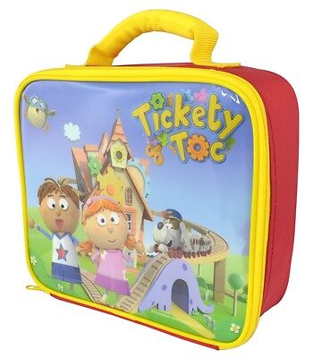 Tickety Toc Lunch Bag/Box