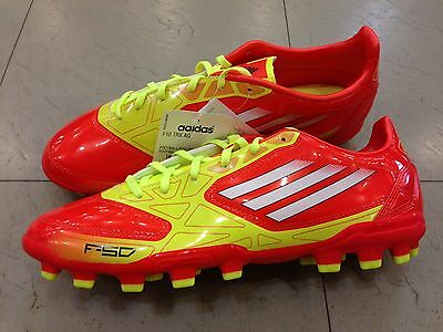 0d3629a05 Adidas F10 Trx Ag Scarpe Calcio Campi Sintetici Football Shoes V23919 Yellow