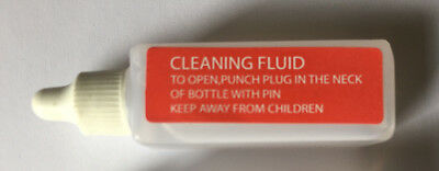 1x FLUID CLEANER/CLEANING FOR CD DISCS CD/DVD/CAR PS1,PS2,PS3,PS4 DISC PLAYER