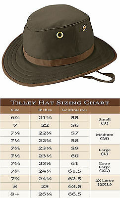 Tilley TWC7 Outback cotton Hat
