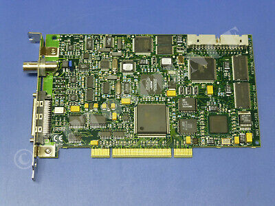 National Instruments PCI-1409 NI IMAQ Video Frame Grabber Card