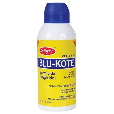 Blu-Kote 5oz spray Veterinary Antiseptic Germicidal Fungal Wound Dressing