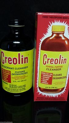Oakhurst  Creolin Deodorant Cleanser 8oz Concentrate  Creolina