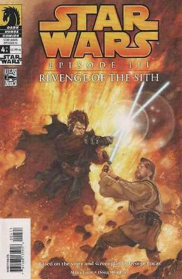 Star Wars Episode III  Revenge of the Sith Nr. 4  (von 4)