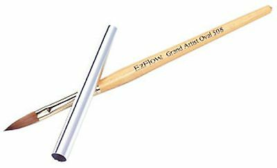 EzFlow Grand Artist Oval 508 with Brush Cover - 60251