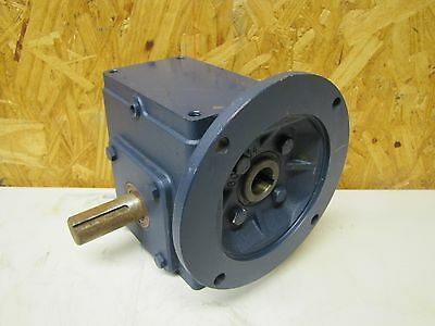 Leeson Speed Reducer Gearbox Bmq62120L140 W6210149 20:1 Ratio New