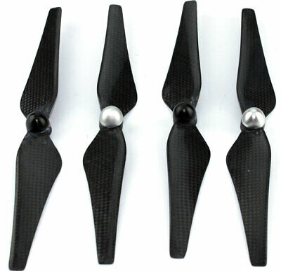 2 Pairs 9443 Carbon Fiber Propeller self-lock for DJI Phantom 2 Vision 9.4 x 4.3