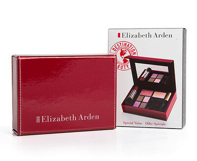 Elizabeth Arden Mixed Make Up Beauty Set Inc Mascara Eyeshadow Lipstick Blush!