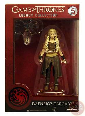 Game of Thrones - Daenerys Targaryen Legacy Collection Figure * NEW IN BOX