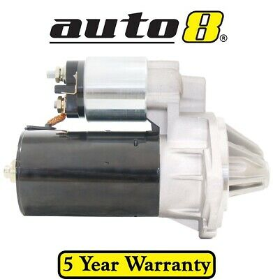 Starter Motor to fit Ford Fairlane NA NC NF NL AU1 AU2 3.9L Petrol 1988 to 2001