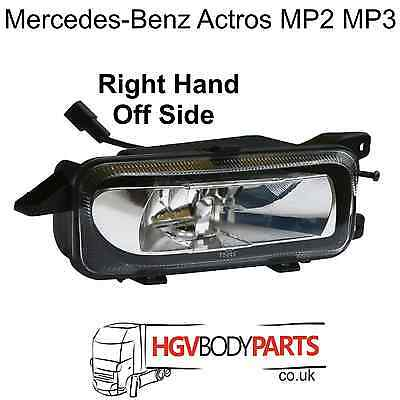 Actros MP2 MP3 Fog Lamp Light Right Hand