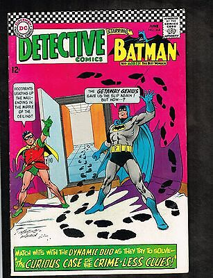 Detective Comics #364 ~ Batman / Riddler / Early Silver  ~1967 (7.0) WH