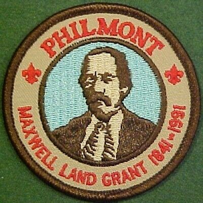 1841-1991 Philmont Maxwell Land Grant Patch