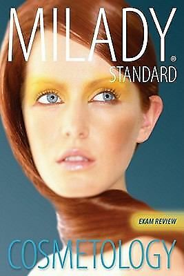 FREE 2 DAY SHIPPING: Exam Review for Milady Standard Cosmetology 2012 (Milady