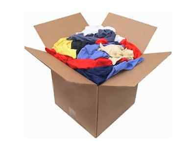 Color Knit Rags 50 LBS Box