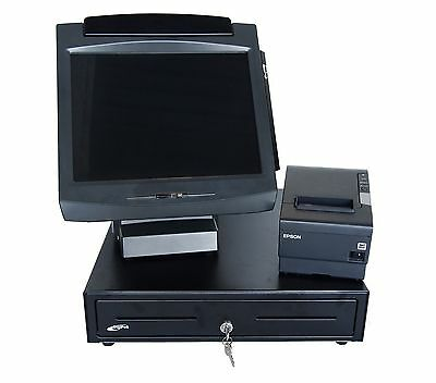 Point of Sale Touchscreen System Hospitality / Restaurant Store POS Complete