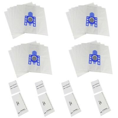 20 X Miele FJM Type Vacuum Cleaner Hoover Dust Bags & Filters Cat Dog TT2000