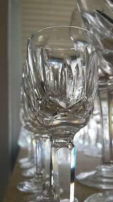 """WATERFORD crystal KILDARE pattern CORDIAL GLASS 4"""""""