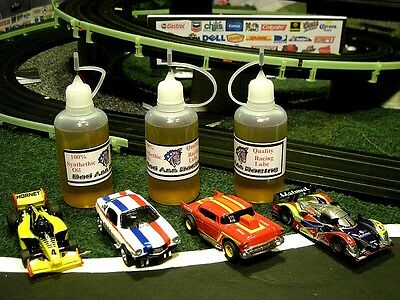 *BAD ASS RACING* 100% Synthetic OIL 1.75 Oz Bottle AW,Tyco,AFX,TOMY HO SLOT CAR