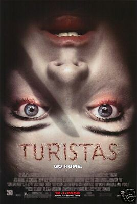 Turistas (v2) - Original DS Movie Poster  2006  (27x40)