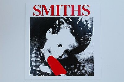 The Smiths Sticker Decal (S178) Morrissey Johnny Marr Joy Division Window Bumper