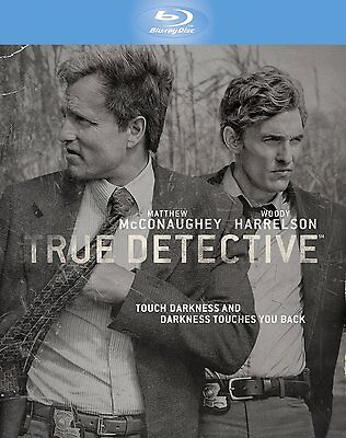 TRUE DETECTIVE Stagione 1 Serie Completa BOX 3 BLURAY in Inglese NEW .cp.