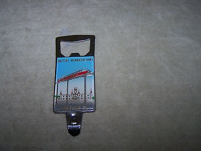 VINTAGE JAPAN DUTCH WONDERLAND LANCASTER PA SOUVENIR BOTTLE OPENER