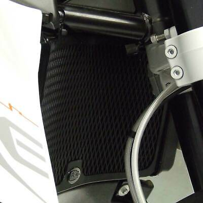 R&G Racing Radiator Guard Black For KTM 2011 990 Superduke RAD0085BK