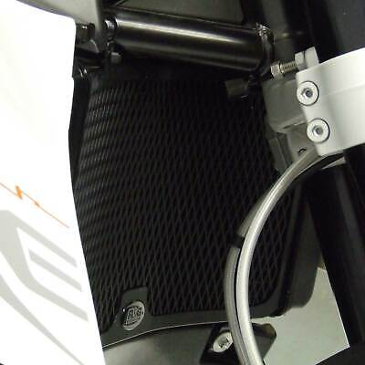 R&G Racing Radiator Guard Black For KTM 2013 990 Superduke RAD0085BK