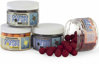 Brand New Sonu Baits Oozing Pop Ups - All Flavours Available