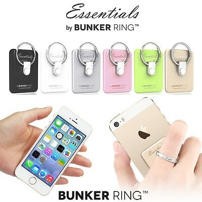 Finger Ring Holder Stand Bracket iPhone iPad Galaxy Tab Tablet Universal Mobile