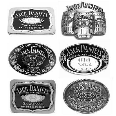 Hbum0013 Many Styles Wine Whisky Beverage Alloy Metal Belt Buckle