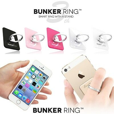 Finger Ring Holder Stand Bracket iPhone iPad Galaxy Tablet 3rd Edition Glossy