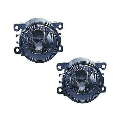 Suzuki Jimny (05-) Front Fog Light / Fog Lamp 1 X Pair Uk Seller