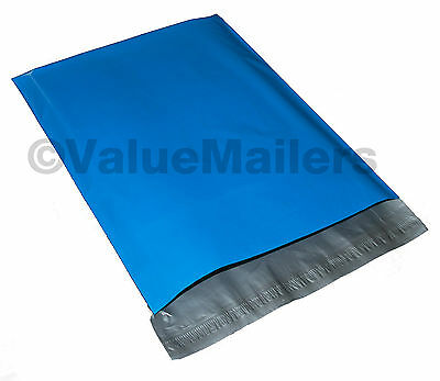 1000 6x9 BLUE Poly Mailers Shipping Envelopes Couture Boutique Quality Bags
