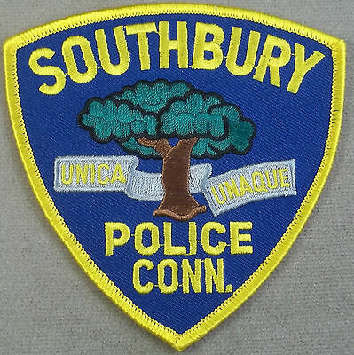 Law Enforcement Patch / Southbury Police / Connecticut