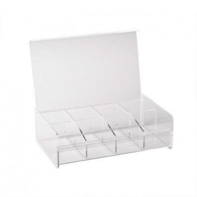 Tea Box 8 Compartment Cafe / Restaurant / Hotel, Storage and Presentation